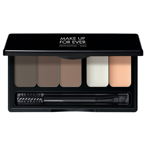 MAKE UP FOR EVER PRO SCULPTING BROW PALETTE Набор для макияжа бровей H2 ardell brow sculpting gel где купить