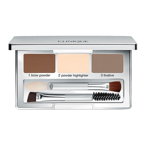 Фото Clinique Pretty Easy Brow Палетка для бровей Pretty Easy Brow Палетка для бровей