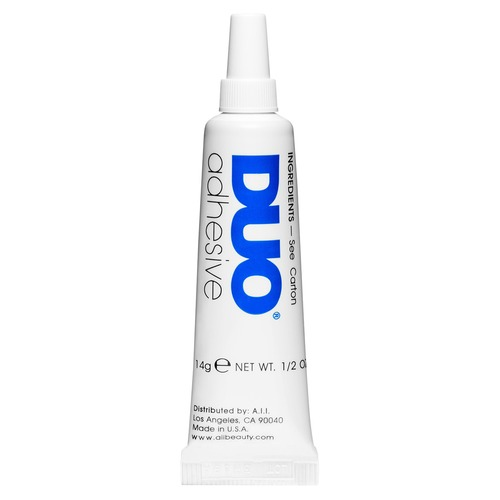 MAC DUO ADHESIVE Клей для накладных ресниц DUO ADHESIVE Клей для накладных ресниц 3m f9473pc vhb adhesive transfer tape with adhesive 100mp clear 10mil 3inx36yd pack of 1