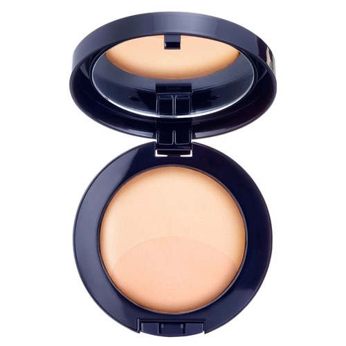 Estee Lauder Perfectionist Set+Highlight Powder Duo Компактная пудра и хайлайтер 2 в 1 02 Light Medium хайлайтер nyx professional makeup duo chromatic illuminating powder 01 цвет dcip01 twilight tint variant hex name d7dae1