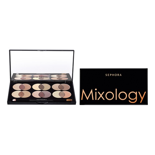 SEPHORA COLLECTION Mixology Nude & Fresh Mix Палетка теней Mixology Nude & Fresh Mix Палетка теней sephora collection miniature palette палетка теней в ассортименте cookie