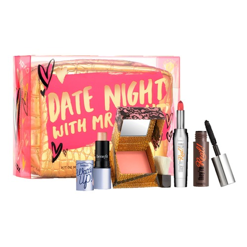 Benefit Набор Date Night with Mr. Right Набор Date Night with Mr. Right
