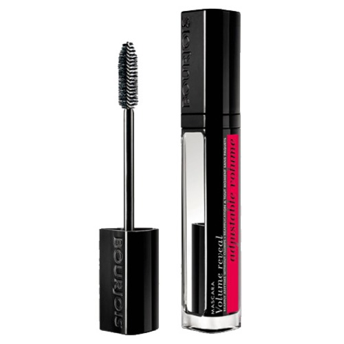 Bourjois Volume Reveal Adjustable Тушь объемная для ресниц 01 Black тушь для ресниц bourjois volume glamour effet push up waterproof цвет 71 black variant hex name 000000 вес 20 00