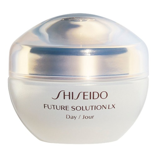 Shiseido Future Solution LX E Крем для комплексной защиты кожи shiseido future solution lx e total radiance loose powder
