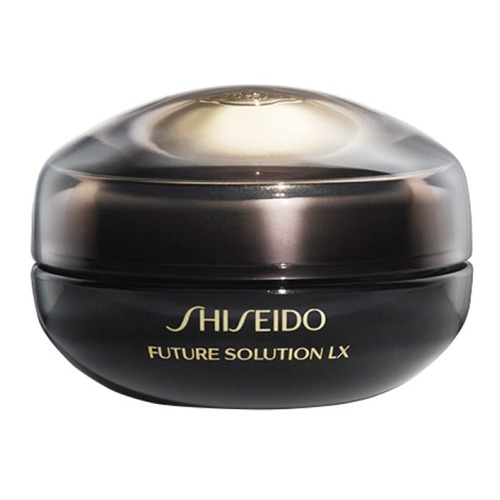 Shiseido Future Solution LX E Крем для восстановления кожи контура глаз и губ shiseido future solution lx e total radiance loose powder