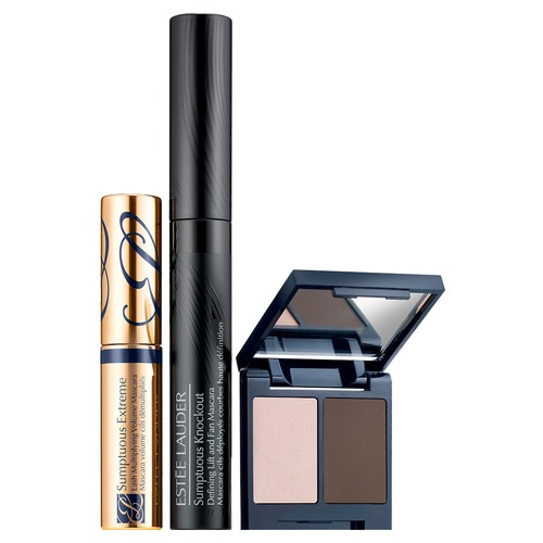 Estee Lauder Sumptuous Knockout Mascara Набор с тушью Sumptuous Knockout Mascara Набор с тушью набор mascara duo