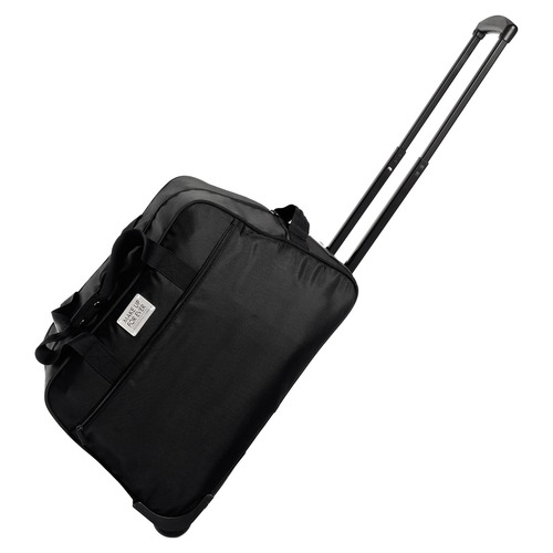 MAKE UP FOR EVER PRO TROLLEY BAG Профессиональная сумка на колесах PRO TROLLEY BAG Профессиональная сумка на колесах men travel wash cosmetic bag casual function zipper make up bag kit bags makeup organizer storage beauty toiletry pouch case