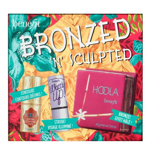 Benefit Bronzed'n'Sculpted Набор Bronzed'n'Sculpted Набор бронзатор benefit hoola bronzer by benefit