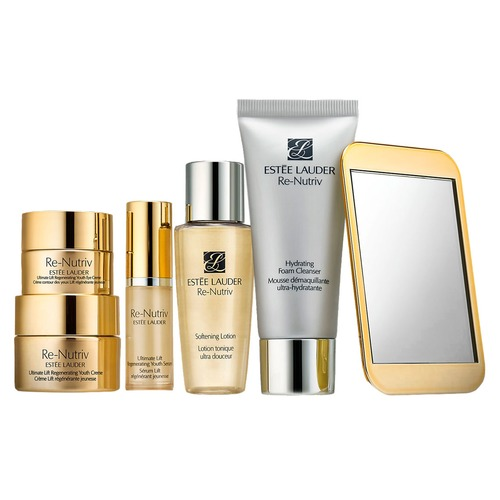 все цены на Estee Lauder Re-Nutriv Ultimate Reginerating Youth Trave Набор Re-Nutriv Ultimate Reginerating Youth Trave Набор онлайн