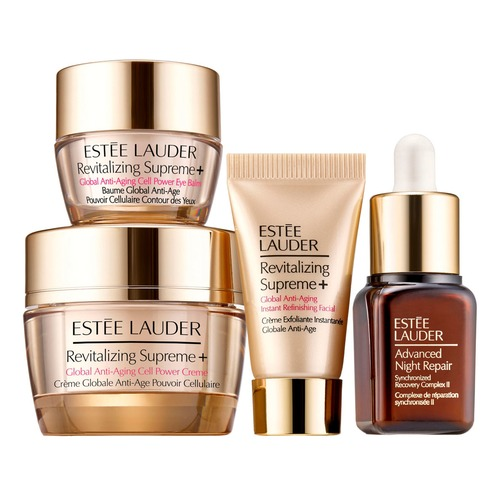 Estee Lauder Revitilizing Supreme+Starter Set Набор Revitilizing Supreme+Starter Set Набор estee lauder revitalizing supreme global anti aging creme estee lauder
