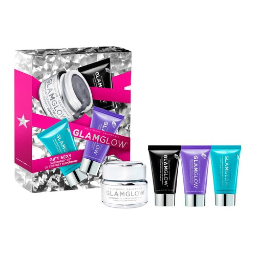 GlamGlow SUPERMUD SET Набор для лица SUPERMUD SET Набор для лица glamglow supermud set набор для лица supermud set набор для лица