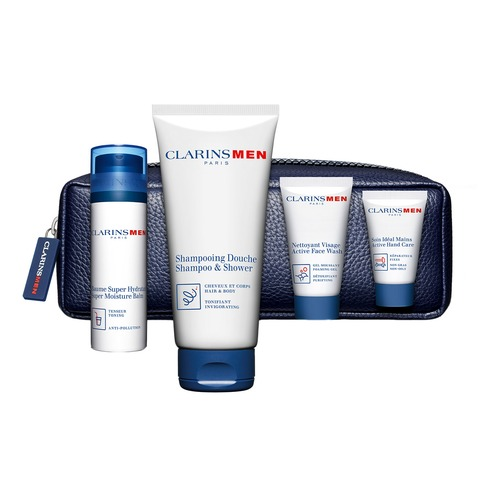 Фото - Clarins Clarinsmen Мужской увлажняющий набор Clarinsmen Мужской увлажняющий набор 2018 new vintage men s messenger bags canvas shoulder bag fashion men business crossbody printing travel small handbag