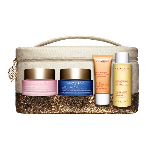 Clarins Multi-Active Набор Multi-Active Набор