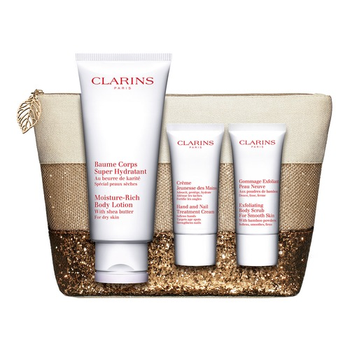 Clarins Baume Corps Super Hydratant Набор Baume Corps Super Hydratant Набор moisturizer hydratant