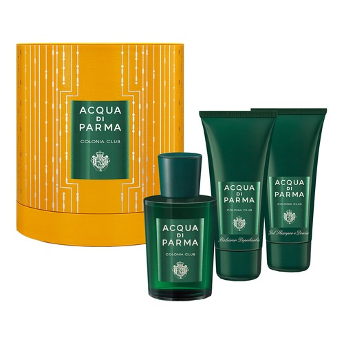 Acqua di Parma Набор COLONIA CLUB Набор COLONIA CLUB acqua di parma colonia club дезодорант стик colonia club дезодорант стик