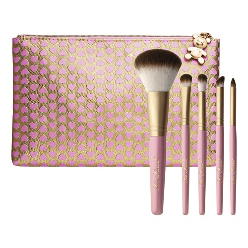 Too Faced ABSOLUTE ESSENTIALS Набор кистей для макияжа ABSOLUTE ESSENTIALS Набор кистей для макияжа кисть для макияжа мальва в украине