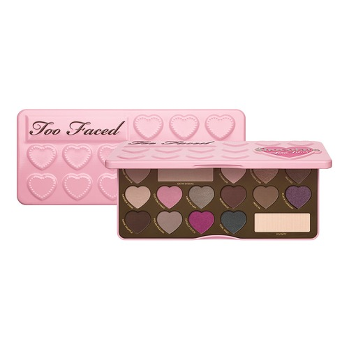 Too Faced СHOCOLATE BON BONS Палетка теней СHOCOLATE BON BONS Палетка теней too faced matte chocolate chip палетка матовых теней matte chocolate chip палетка матовых теней