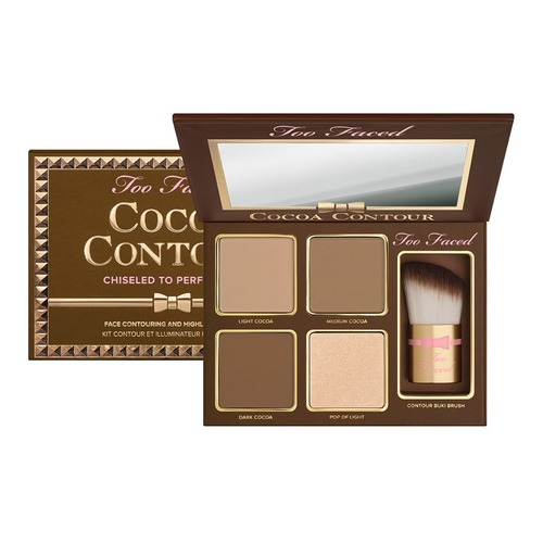 Too Faced COCOA СONTOUR Набор для идеального контурирования лица COCOA СONTOUR Набор для идеального контурирования лица badger cocoa butter 7g