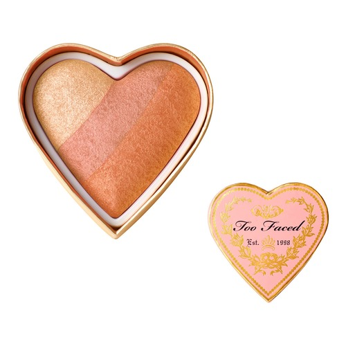 Too Faced SWEETHEARTS Румяна Candy Glow teri wilson sleigh bell sweethearts