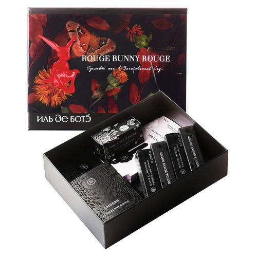 ILE DE BEAUTE BOX №26 ROUGE BUNNY ROUGE