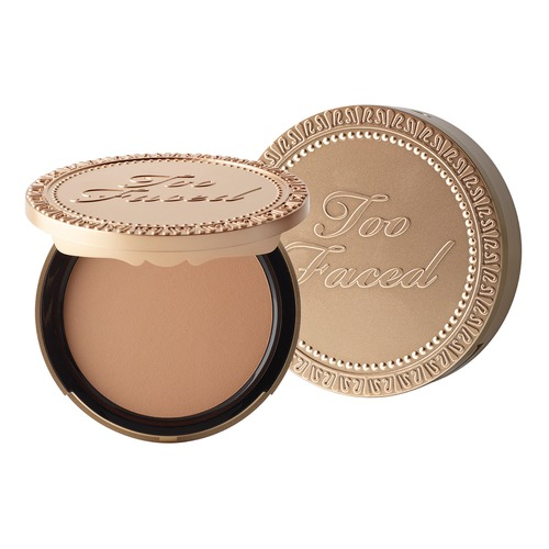 Too Faced CHOCOLATE Бронзирующая пудра Milk Chocolate (Молочный Шоколад) too faced matte chocolate chip палетка матовых теней matte chocolate chip палетка матовых теней