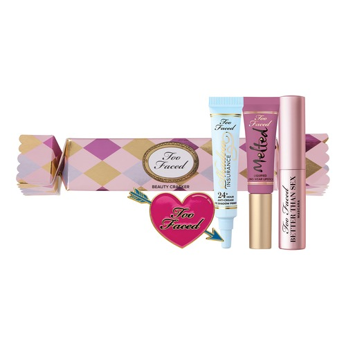 Too Faced BEAUTY CRACKER Набор для макияжа BEAUTY CRACKER Набор для макияжа middot smart mobile power hand po mdash double faced winter 210