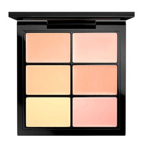 MAC PRO CONCEAL AND CORRECT PALETTE LIGHT Палетка для коррекции лица PRO CONCEAL AND CORRECT PALETTE LIGHT Палетка для коррекции лица mac splash and last pro longwear powder устойчивая компактная пудра dark tan