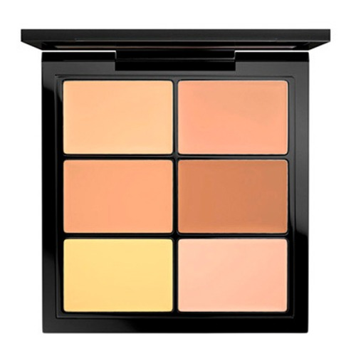 MAC PRO CONCEAL AND CORRECT PALETTE MEDIUM Палетка для коррекции лица