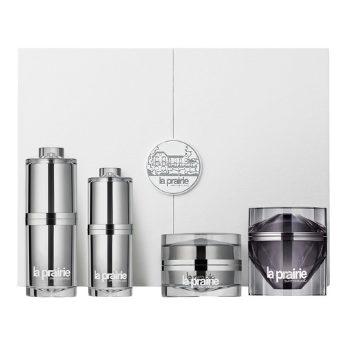 цена на La Prairie Platinum Collection Replica Набор Platinum Collection Replica Набор