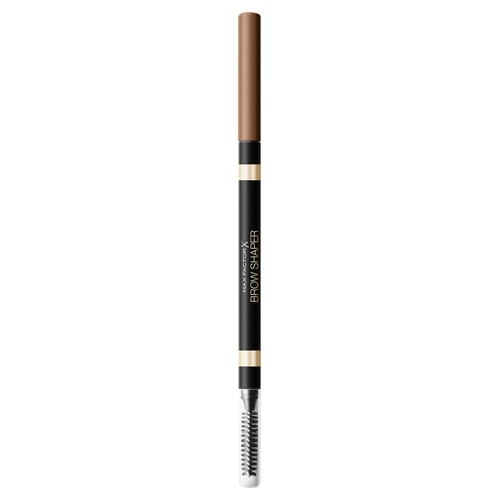 Max Factor Brow Shaper Карандаш для бровей с щеточкой 20 Soft Brown j cat beauty j cat beauty карандаш для бровей perfect brow duo 106 brown 0 25 г