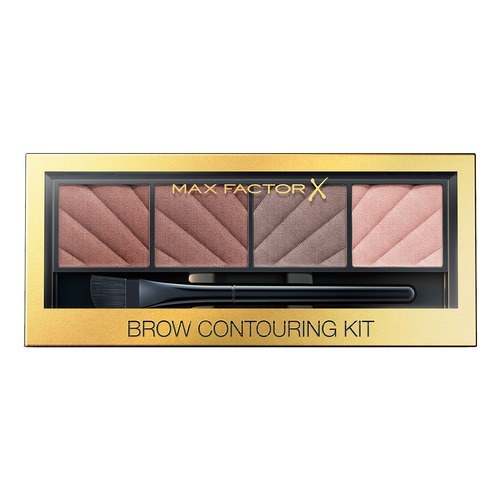 Max Factor Brow Contouring Палетка для макияжа бровей Brow Contouring Палетка для макияжа бровей ultrasonic rf cavitation beauty body slimming contouring cellutite reduction skin firming tightening massager machine
