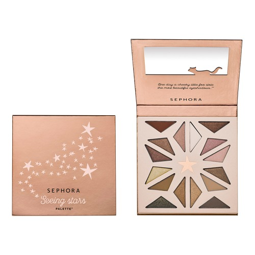 SEPHORA COLLECTION Seeing Stars Палетка теней Seeing Stars Палетка теней sephora collection miniature palette палетка теней в ассортименте cookie