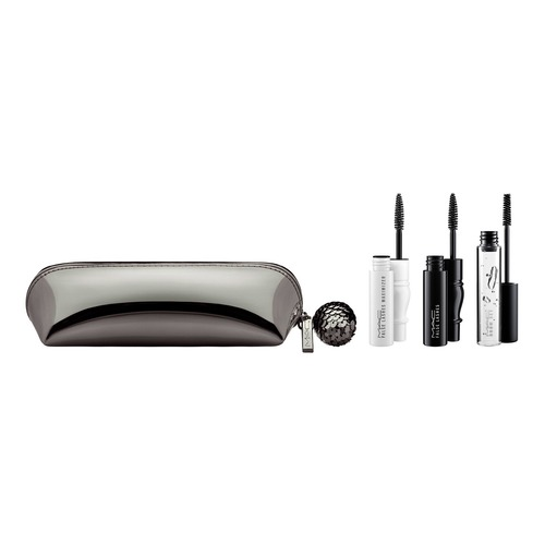MAC SNOW BALL MASCARA KIT Набор для глаз SNOW BALL MASCARA KIT Набор для глаз essence the false lashes mascara dramatic volume unlimited тушь для ресниц объем