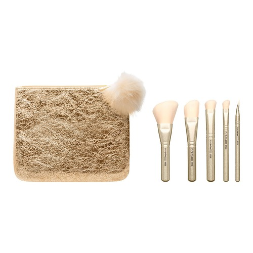 MAC SNOW BALL BRUSH KIT ADVANCED Набор кистей SNOW BALL BRUSH KIT ADVANCED Набор кистей