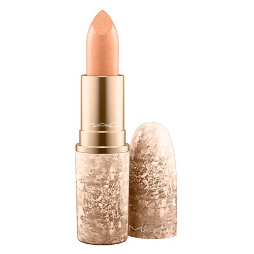 MAC HOLIDAY COLOUR LIPSTICK Губная помада Shimmer & Spice sleek makeup губная помада lip v i p lipstick 3 6 гр 9 оттенков губная помада lip v i p lipstick 3 6 гр attitude тон 1012 3 6 гр