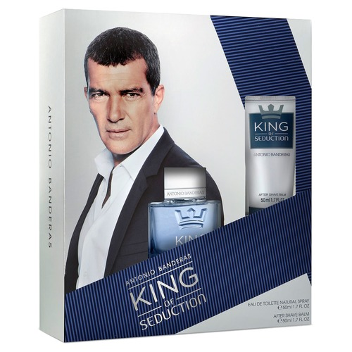 Antonio Banderas King of Seduction Набор King of Seduction Набор king james nkum power of sex for singles