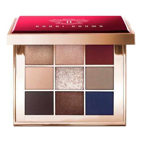 Bobbi Brown Caviar & Rubies Eye Shadow Palette Палетка теней Caviar & Rubies Eye Shadow Palette Палетка теней lancome hypnose palette matte палетка теней 108