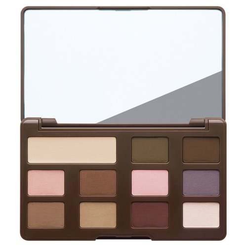 Too Faced MATTE CHOCOLATE CHIP Палетка матовых теней MATTE CHOCOLATE CHIP Палетка матовых теней lancome hypnose palette matte палетка теней 108