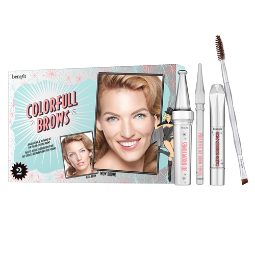 Benefit Colorfull Brows Light/Medium2 Набор для макияжа