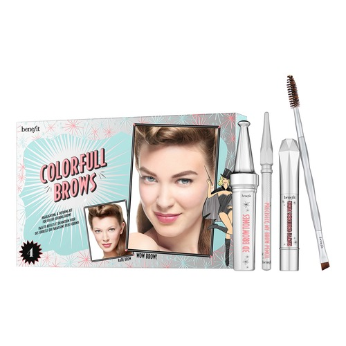 Benefit Colorfull Brows Medium/Deep4 Набор для макияжа