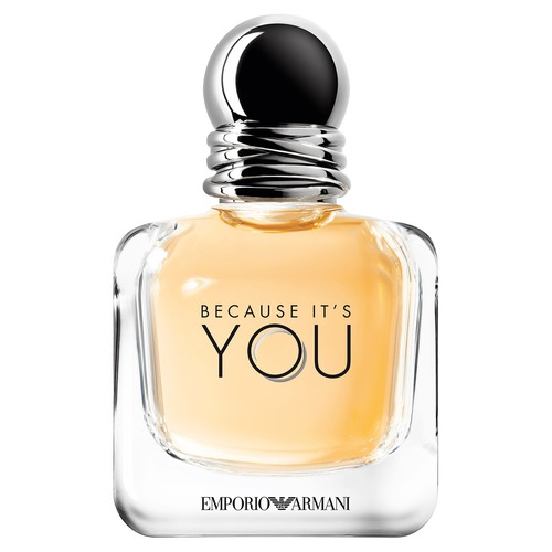 Giorgio Armani BECAUSE IT'S YOU Парфюмерная вода BECAUSE IT'S YOU Парфюмерная вода greg behrendt it's called a breakup because it's broken the smart girl's breakup buddy