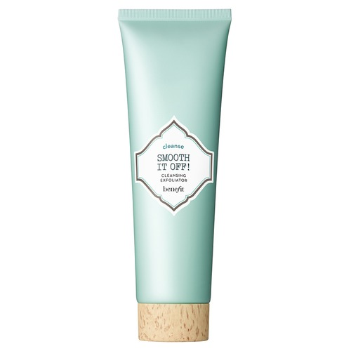 Benefit Smooth It Off Cleansing Exfoliator Очищающий эксфолиант для лица Smooth It Off Cleansing Exfoliator Очищающий эксфолиант для лица benefit refined finish очищающий скраб для лица refined finish очищающий скраб для лица