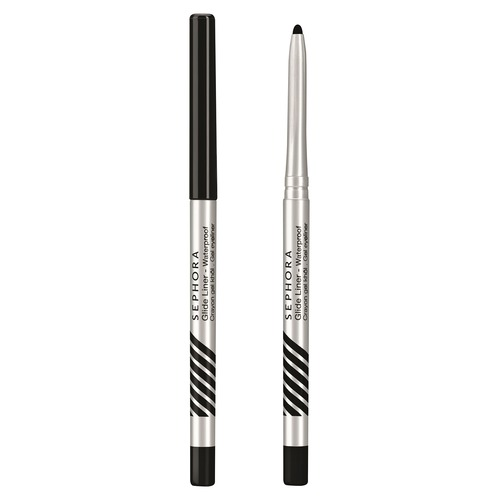 SEPHORA COLLECTION Glide Liner Водостойкий каяловый карандаш для глаз №5 White Snow free shipping tattoo machinne components 10pcs needle sleeve 10pcs front casing 10pcs transmission shaft