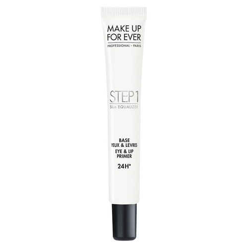 MAKE UP FOR EVER STEP 1 EYE&LIP EQUALIZER Основа для век и губ STEP 1 EYE&LIP EQUALIZER Основа для век и губ глаза и губы essence скраб для губ my beauty lip ritual step 1 peeling цвет 01 peel it variant hex name f3dcbf