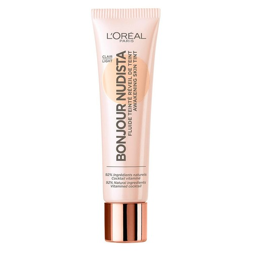 L'Oreal Paris I Woke Up Like This BB Тональный BB-крем 02 тональный крем the saem porcelain skin bb cream spf30 ра 02