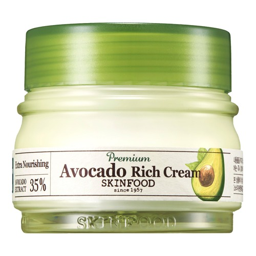 SKINFOOD AVOCADO Крем для лица AVOCADO Крем для лица skinfood royal honey крем для лица royal honey крем для лица