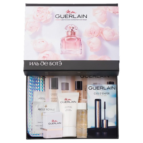 ILE DE BEAUTE BOX №39 GUERLAIN
