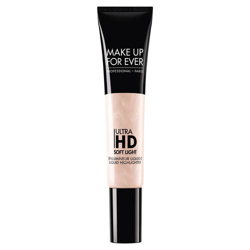 MAKE UP FOR EVER ULTRA HD SOFT LIGHT Жидкий хайлайтер #20 make up for ever спонж аппликатор 222 спонж аппликатор 222