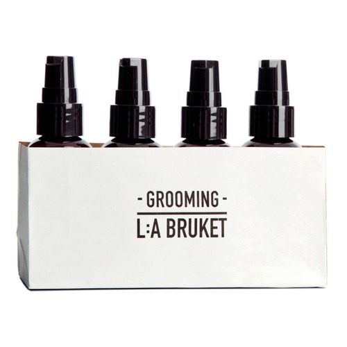 L:A BRUKET 166 LAGERBLAD - TRAVEL KIT Набор средств для бритья 166 LAGERBLAD - TRAVEL KIT Набор средств для бритья