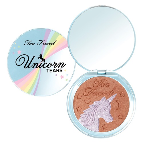 Too Faced UNICORN TEARS HOLOGRAPHIC Бронзер